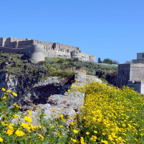 Trekking Eolie Settimanale. Castello di Milazzo.