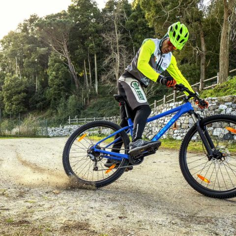Escursione Mountain Bike Peloritanii 6