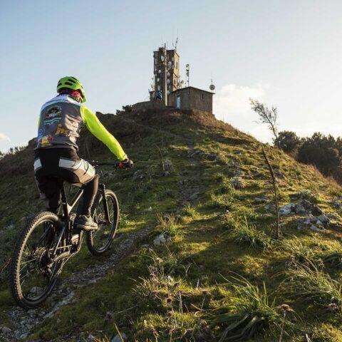 Escursione Mountain Bike Peloritanii 9