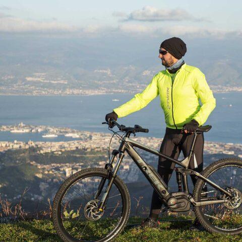 Escursione Mountain Bike Peloritanii 10